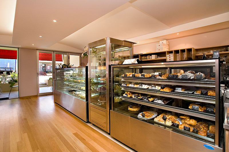 Commercial Shop Fitout Cafe Patisserie Connells Point Archizen Architects Kogarah Council